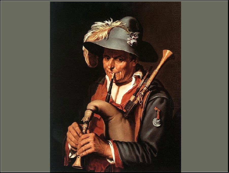 Oil paintings of musical instruments- should we trust the Old Masters?