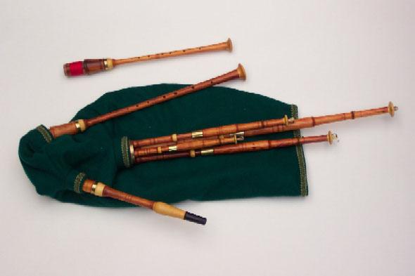 Scottish Smallpipes in A