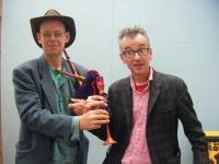 John Hegley and Me