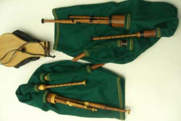 Montgomery Smallpipes